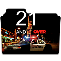 21 and Over Folder Icon by efest