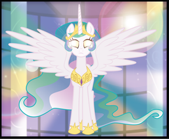 By the Power of Celestia! by benybing