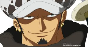 Trafalgar Law by Wowauwero