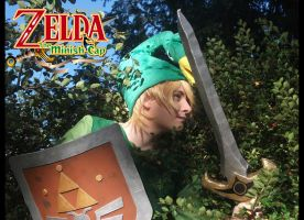 LoZ: Minish Cap Cosplay by KuraiOfAnagura