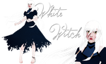 [Model Preview] White Witch by LonYLonY