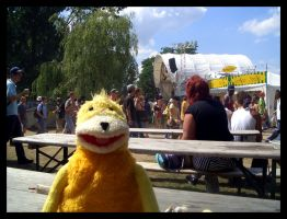 Flat Eric, SummerJam 2005 by fuchi