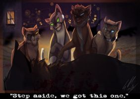 Yo I Got Dis One (Felidae/Sherlock Crossover?!) by RussianBlues