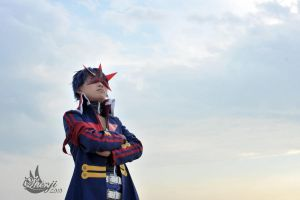 Gurren Lagann: Courage by ShinjiSG87