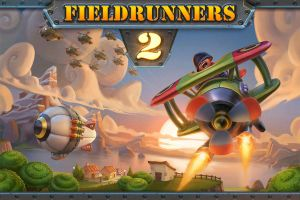 Fieldrunners 2 Wallpaper by thedominator277