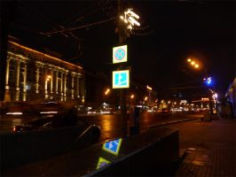 Night Moscow 4 by 31december1975