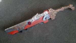 Chainsword (wh40k) 1 by headconc