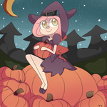 witch by YummiSweets