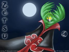 Zetsu in the Moonlight v.1 by NeroStreet