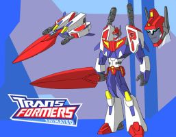 Animated Star Saber concept by Gryphman