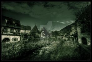 The village by zardo