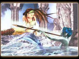 The Blessing of the Merfolk by NightsongWS