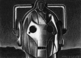 Cyberman - For Sale by Marc137