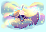 Sundrop Nap by StormyTiger