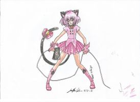 Mew Ichigo - Love Is War Transformation by black-cat-lover-mew