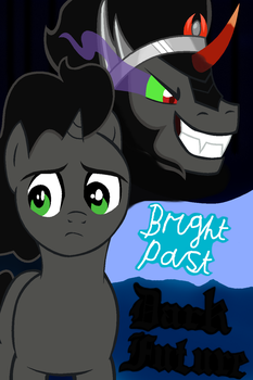 Bright Past Dark Future by T-Shadow-Dragon