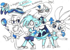 Happy Late Autism Awareness Day by sheezy93