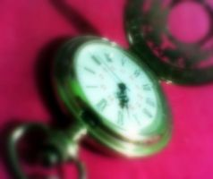 The Time Stopped on my Bed by Visual-Shoxx