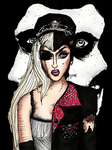 Adore Delano - Colored Version - by IoannisCleary