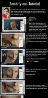 Tutorial- Zombiefy me by Wictorian-Art