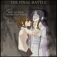 The final battle by AtomicRedBoots