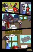 Stomach void - comic contest entry by RagnarokTZ