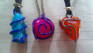 Pendants by Shawneigh