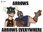 Arrows EVERYWHERE by VisageZero