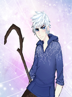 Jack Frost by Tumbley