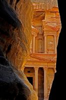 Petra is still there by Yousry-Aref