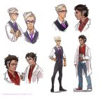 Welcome to Night Vale - Sketches by maXKennedy