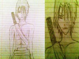 Bleach Oc arrancar by b093