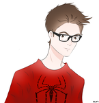 Peter Parker by SuChan4869