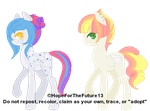 Ship Foals For Arianstar by HopeForTheFuture13