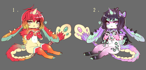 Mini Remmy Batch ADOPT AUCTION (CLOSED) by Belzoot