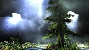 In game: Under Lonely Fir by Prakorimas