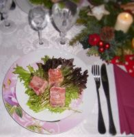 Christmas Menu: Opening Course by StargazeSchrecken1
