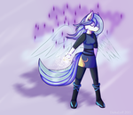 Triple the Elements by DaikaLuff