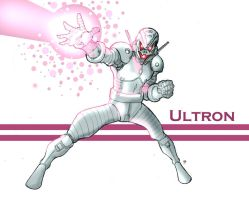 Ultron by jdcunard
