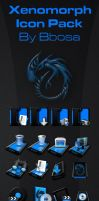 XENOMORPH Icon packs BY BBOSA by bbosa