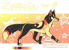 Zep by xWolfPrincex