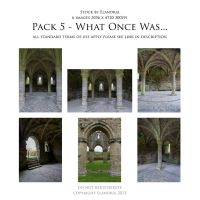 Pack 5 What Once Was by Elandria