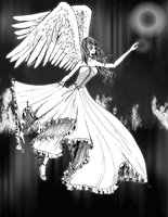 The Angel's Death by AdinaCh
