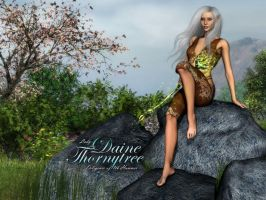 Daine by Sabreyn by TradeWinds3D