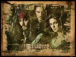 Pirates of the Caribbean - 2 - by MaliciaRoseNoire