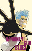 Grimmjow Vector by Tech-909