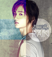 After The Rain: 12 .XCF Colourings by promptli