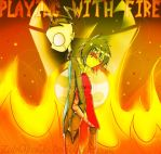 Playing With Fire- Contest by Zubwikawa by Z-A-D-R