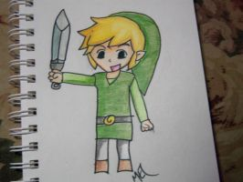 Toon Link 1 by shmad380