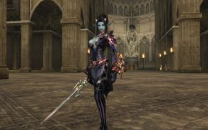 Lineage 2 Moirai Robes by Brownfinger